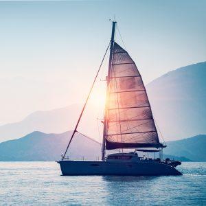 schlafen im Boot